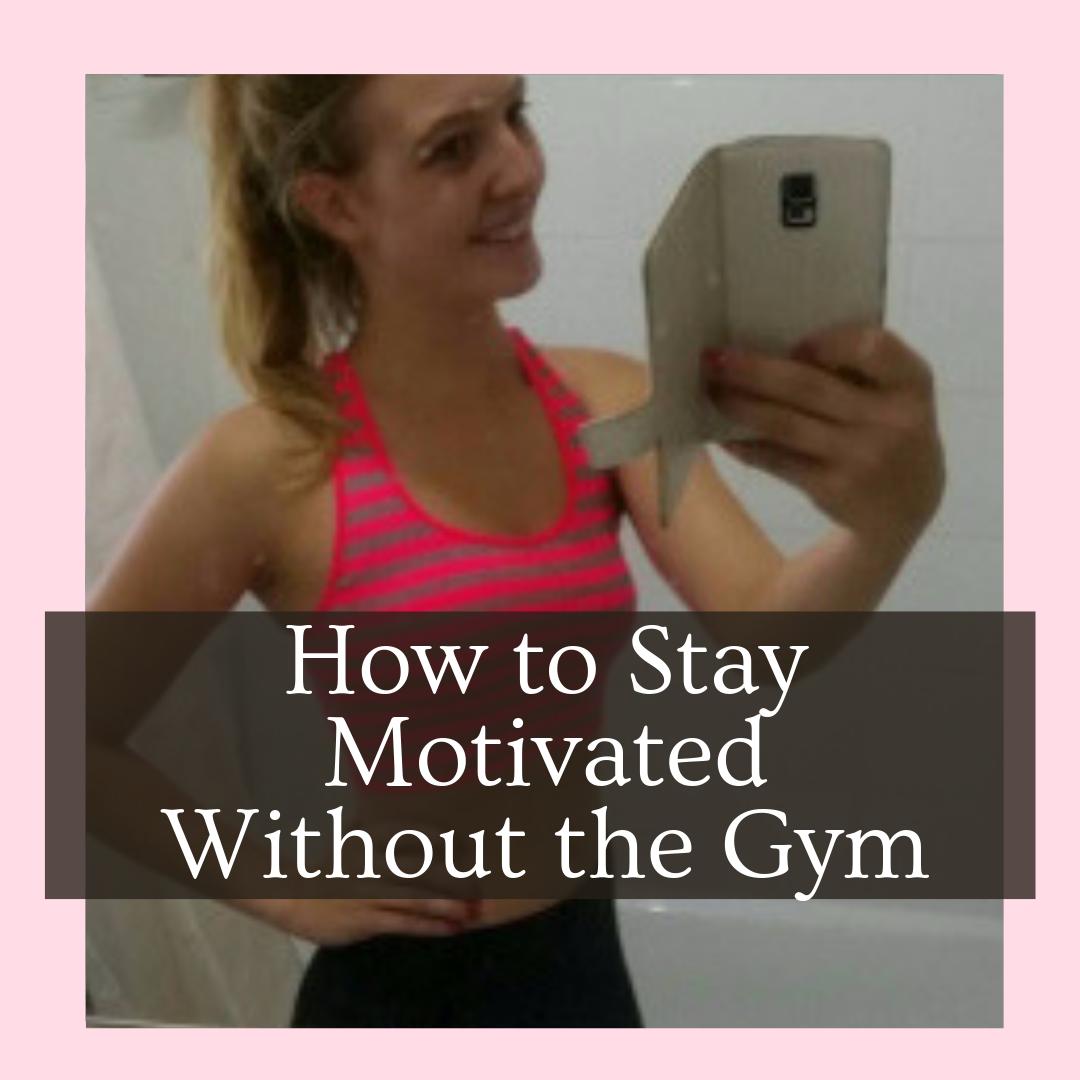 Sami Cooke gym