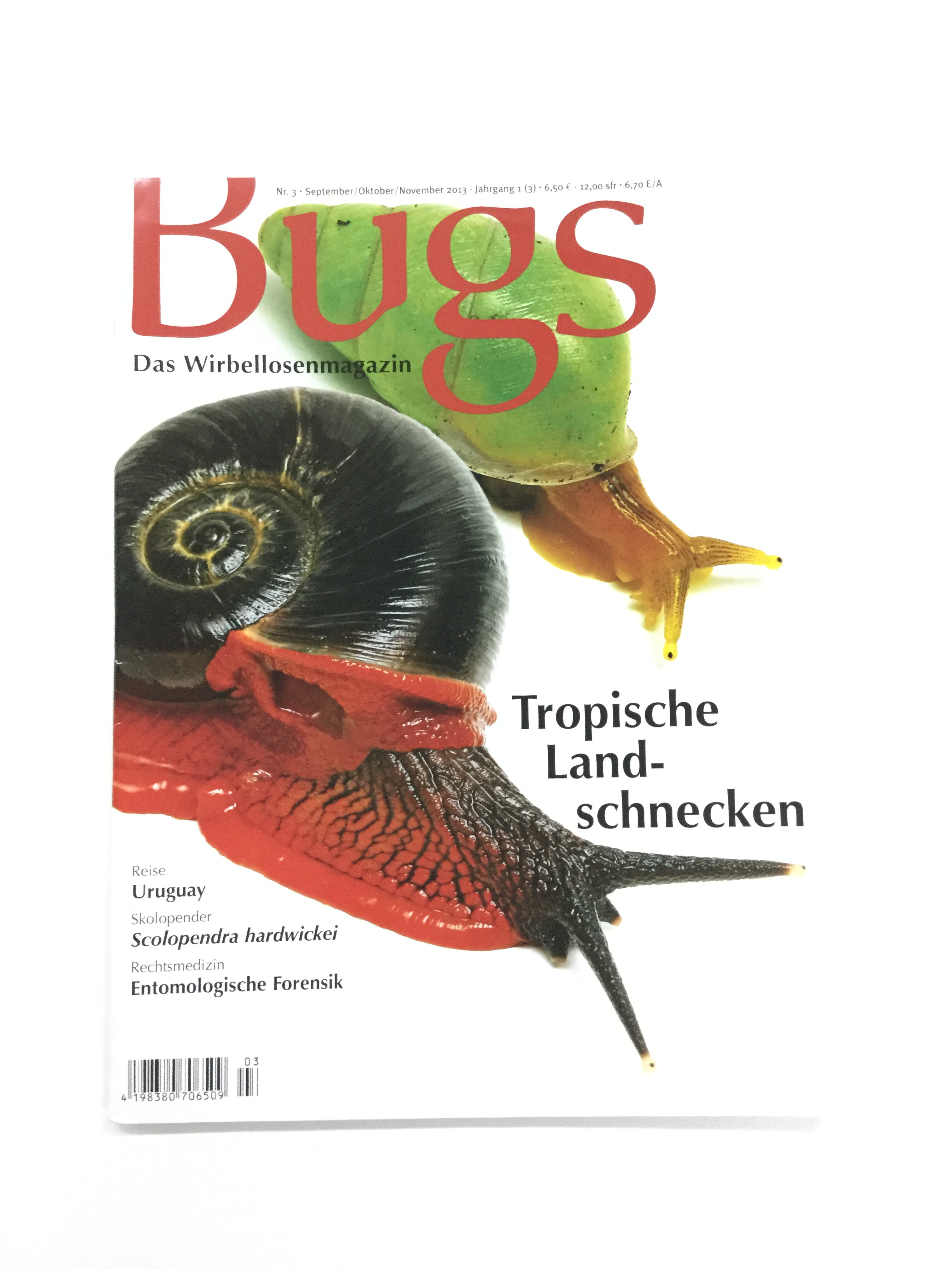 Bugs (Sep/Oct/Nov 2013 Cover)