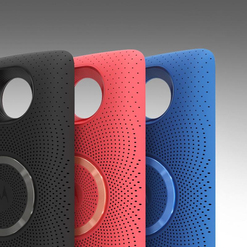 Moto Mod Speaker