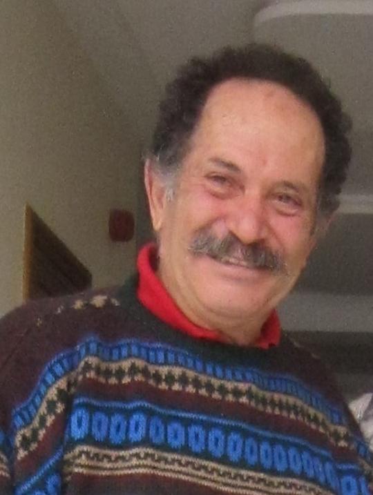 Salah Ben Amor er 65 år gammel kunstner og båtbygger fra øya Kerkennah utenfor byen Sfax i Tunisia.