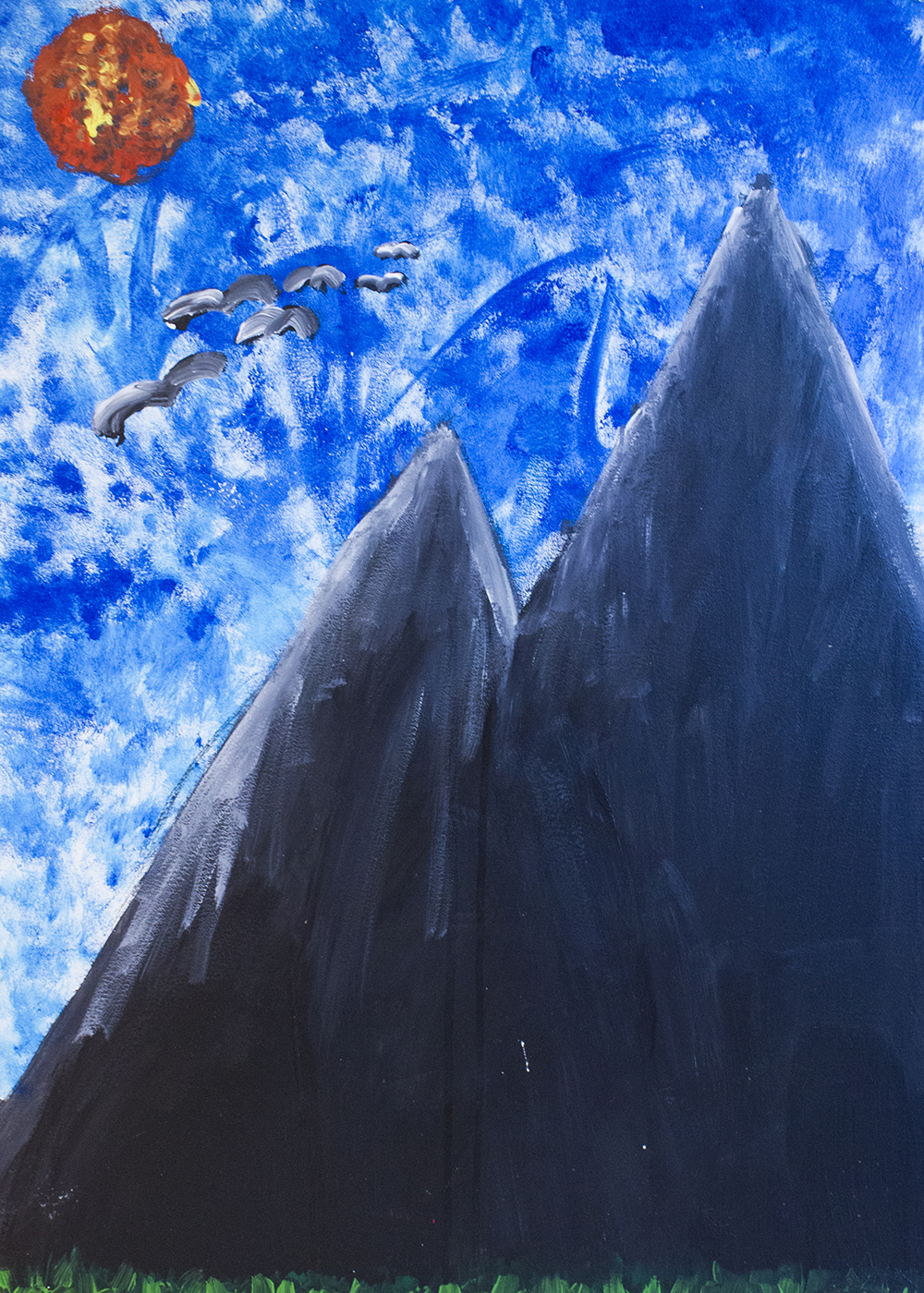 """Mountain's Peace"" - Paula Birgitte, Norway"
