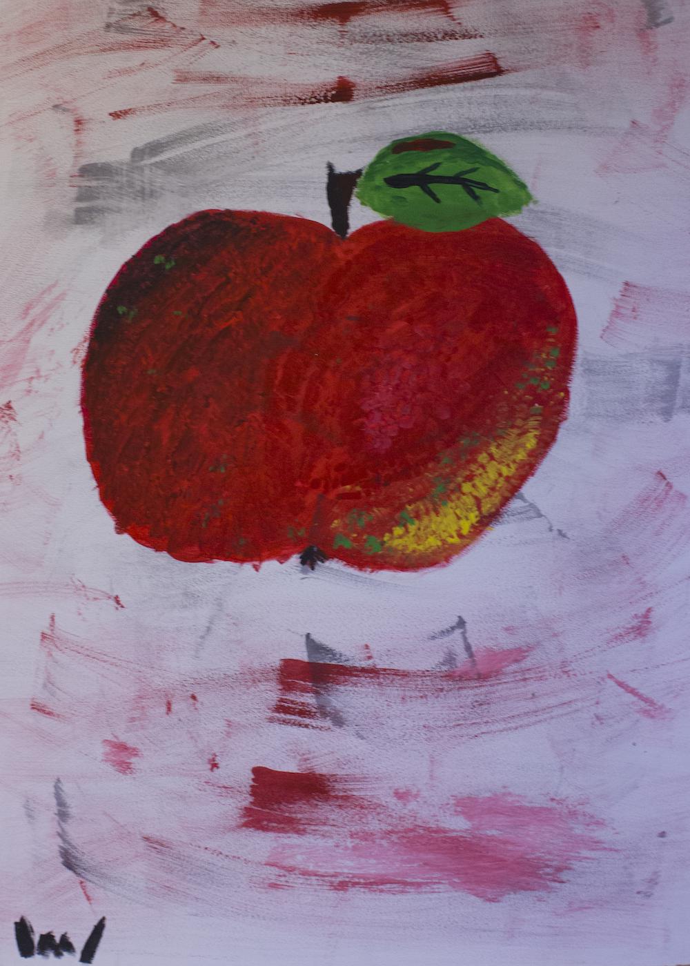 """""""Flying Apple"""" - Gabriela, Poland"""