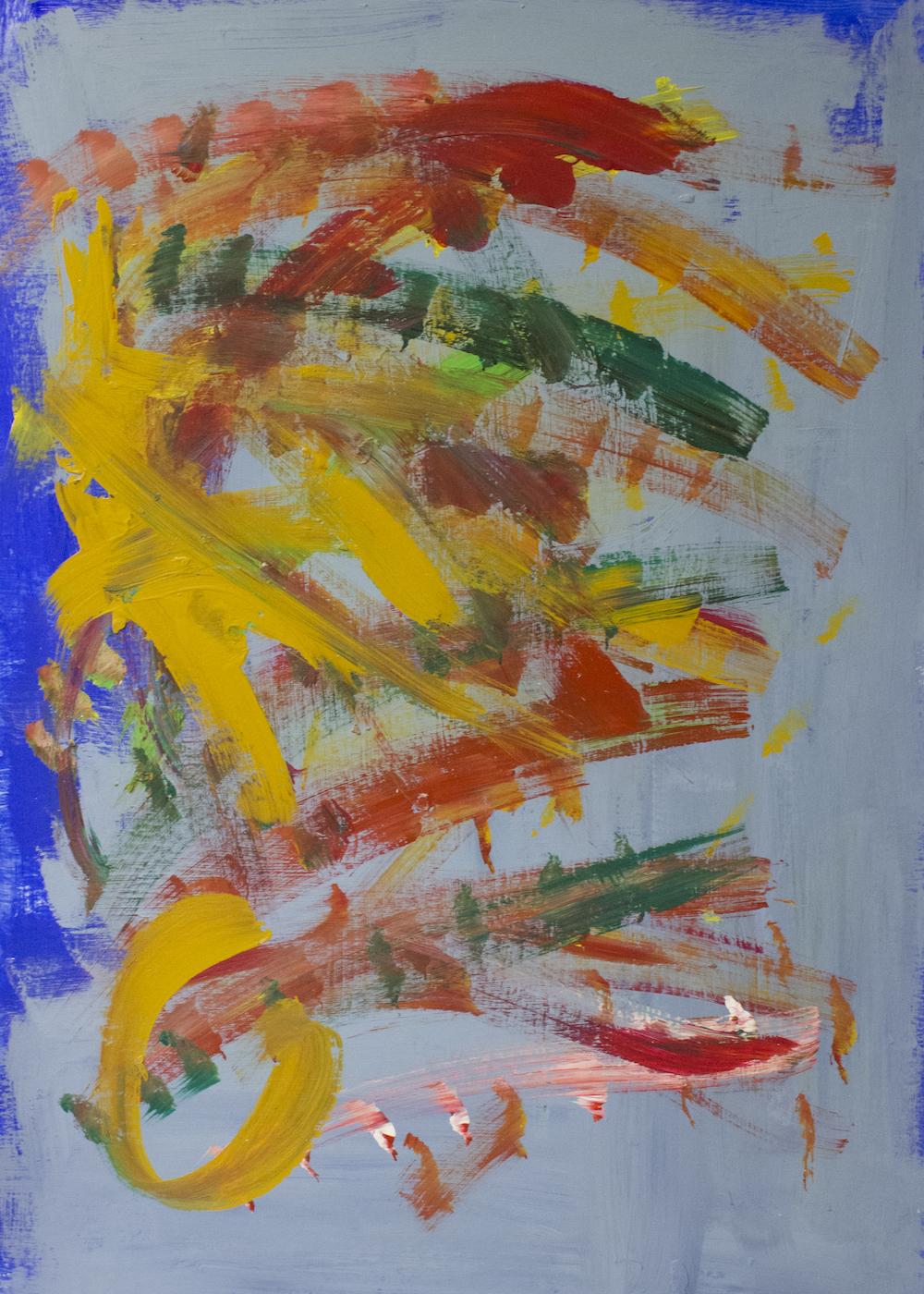 """The coloured life"" - Ghassan, Syria, Lebanon"