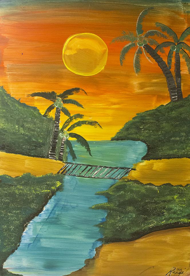 """""""An evening in Sri Lanka"""" - Cyruss Joseph, Sri Lanka"""