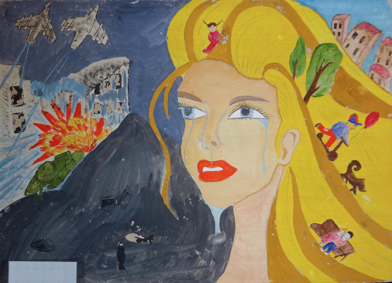 """The Pain of Earth"" - Ilya, Russia"