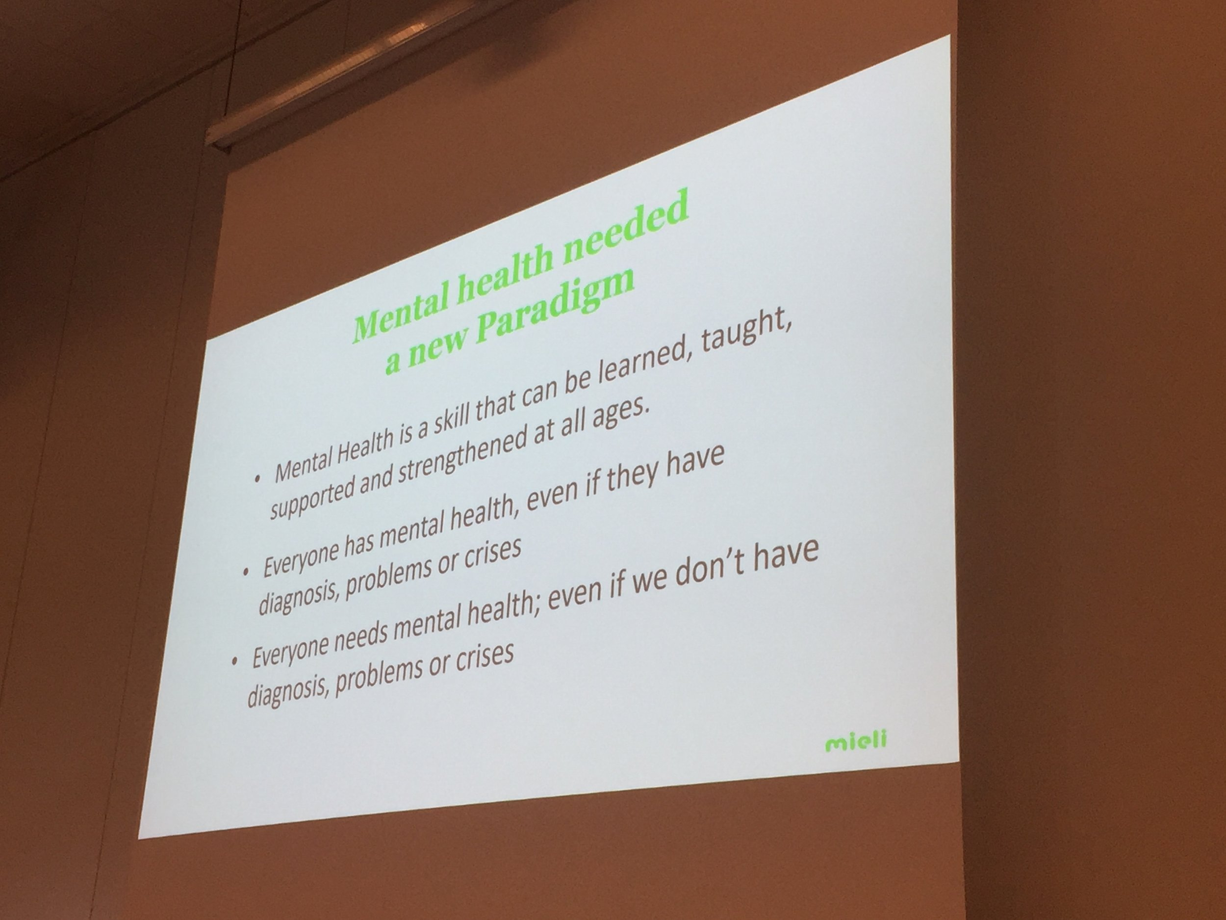 The Finnish Association for Mental Health