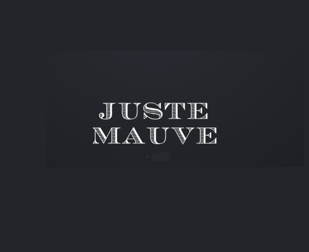 Just Mauve - 96 Rue De Grenelle75007 ParisFranceTel: 00 33 611 100 895