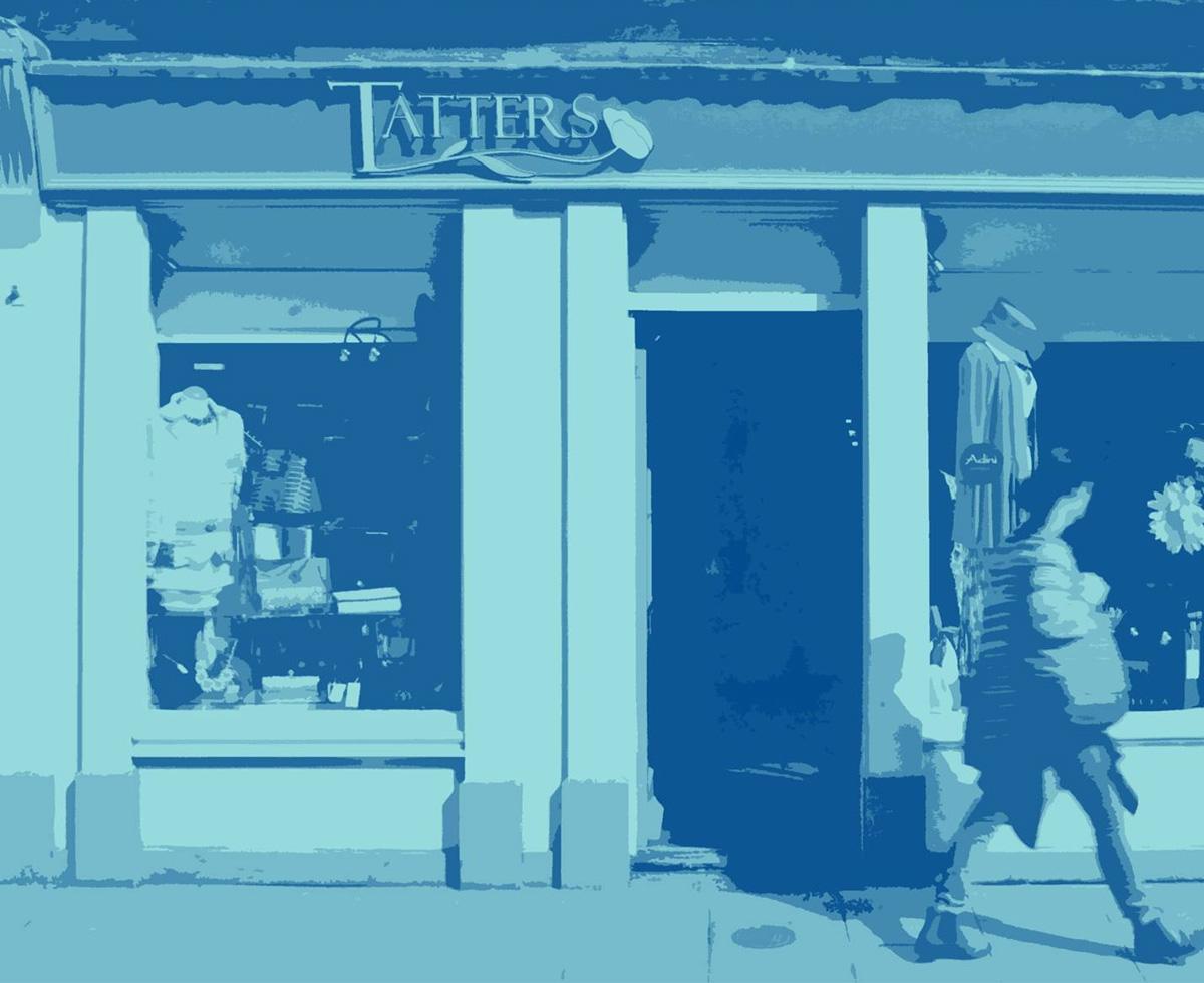 Tatters - 12 Mere StDissNorfolk IP22 4ADTel: 01379 640633