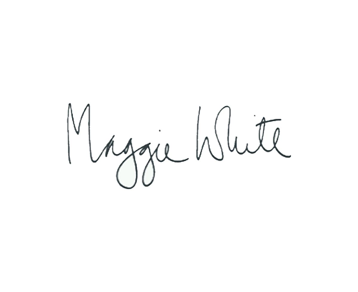 Maggie White - 45 High StBurfordOxfordshire OX18 4QATel: 01993 822266