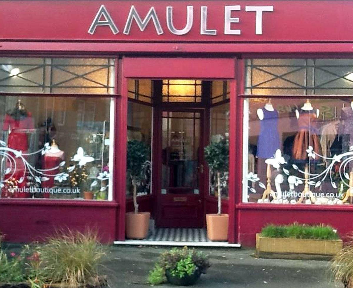 Amulet - 39a Cotham HillBristolBS6 6JYTel: 07866 316180