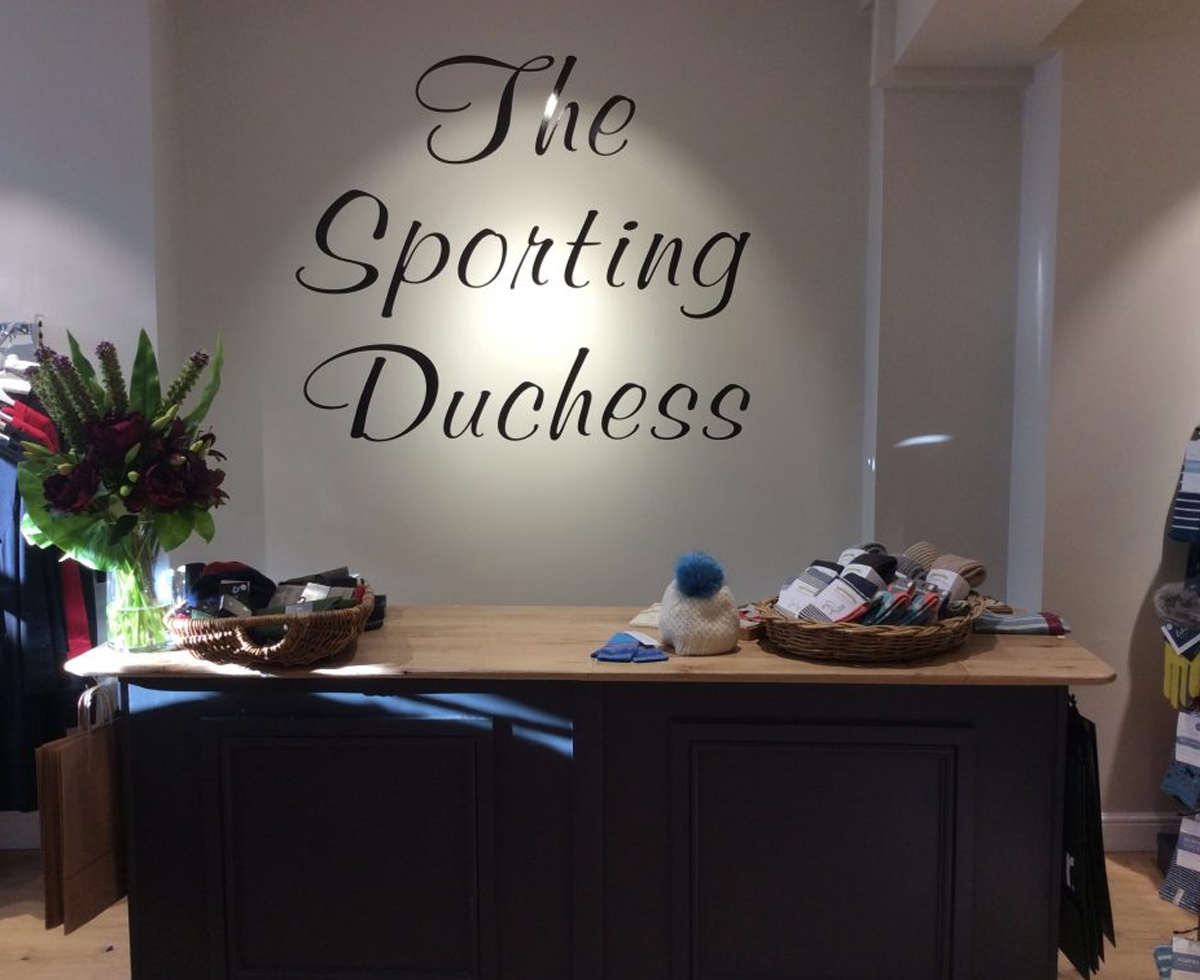 The Sporting Duchess - 5-7 South StWellingtonSomerset TA21 8NRTel: 01823 662120