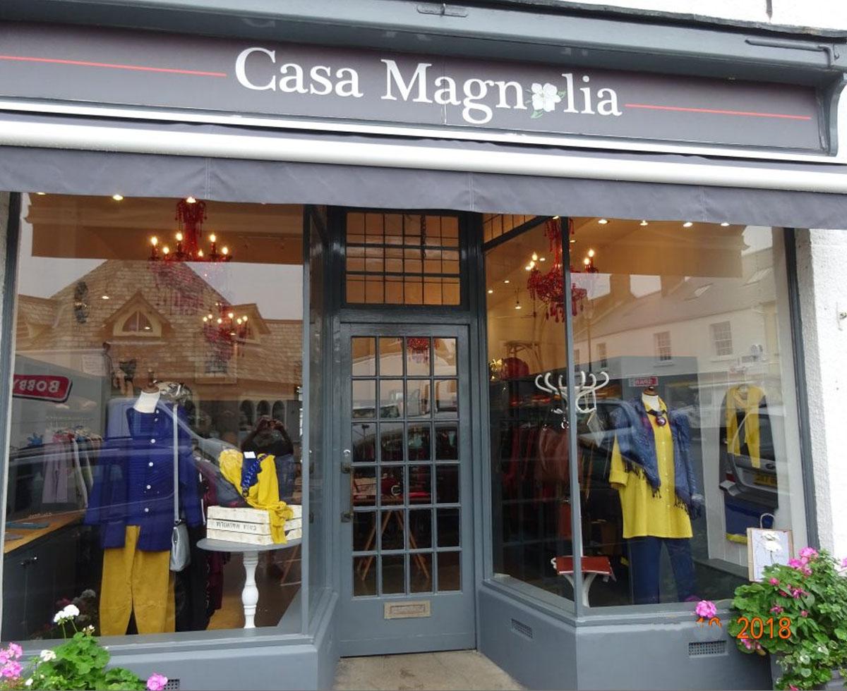 Casa Magnolia - 38, The SquareChagfordDevon TQ13 8ABTel: 01647 433905