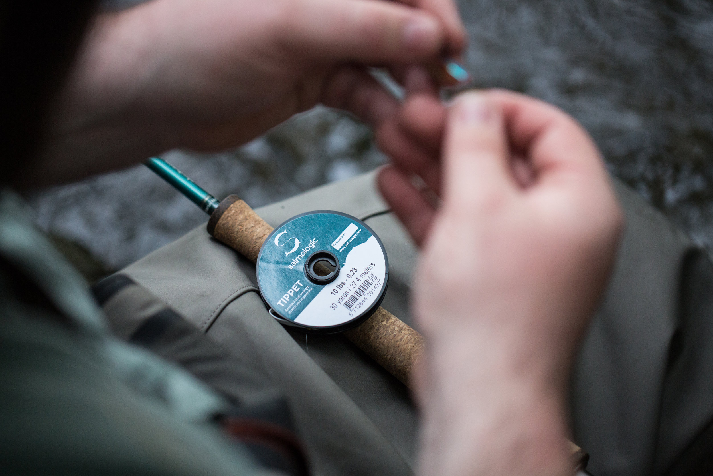 Micro adjustments to the tippet can transform your presentation.