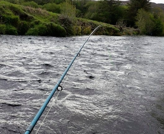 With modern lines we no longer have to compromise on narrow rivers.