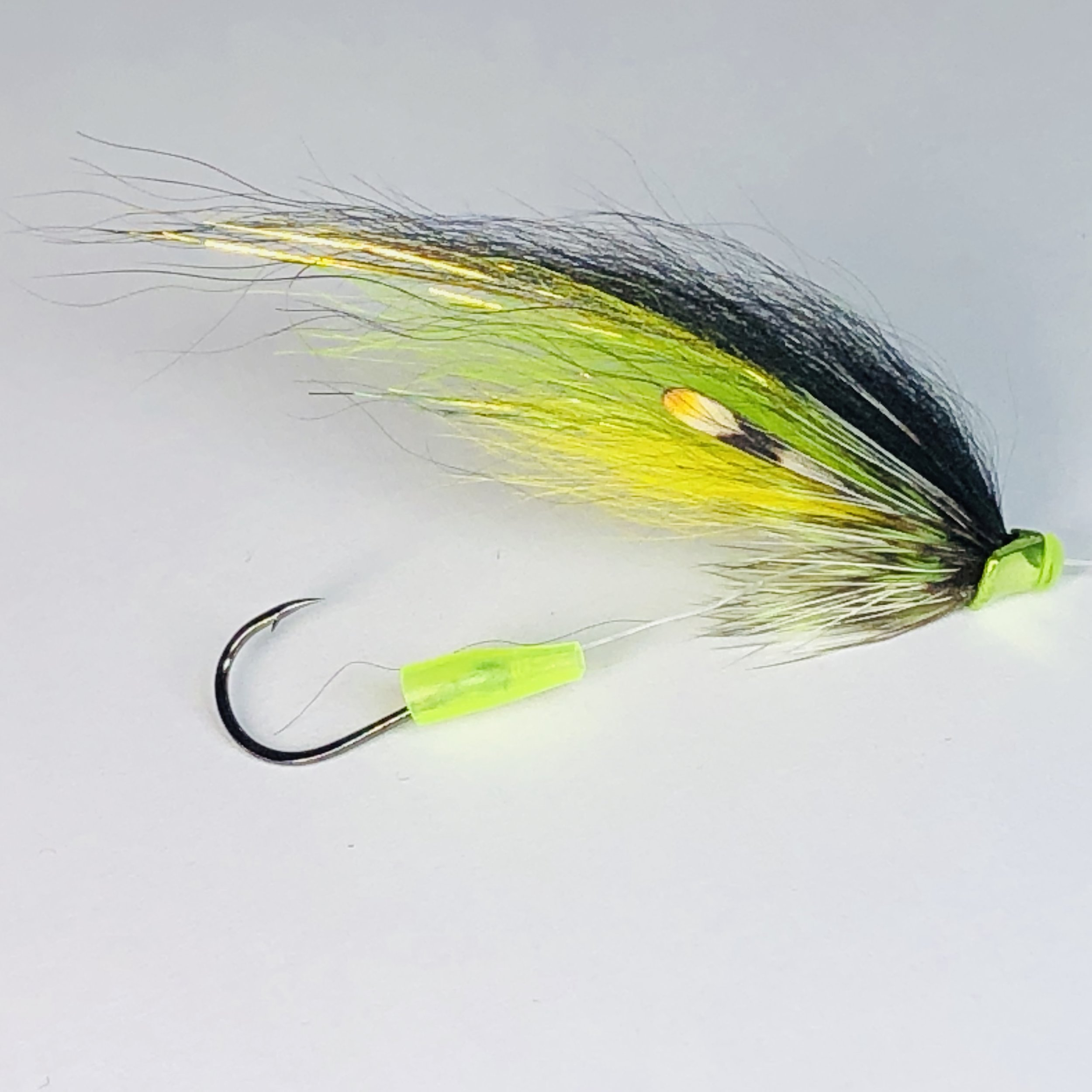 Don't worry about the hook being loose, once you add tension to the line the fly and hook marry up.