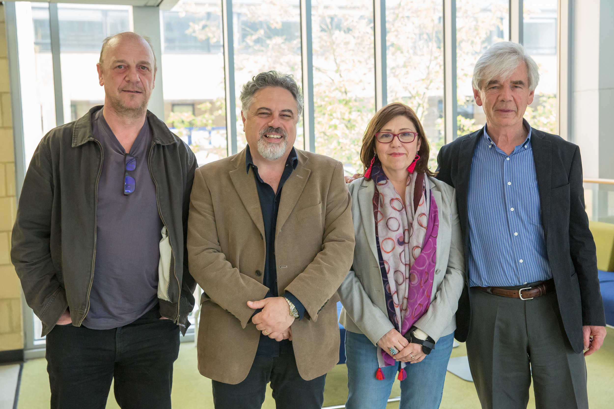 WERNER BONEFELD, THEO PAPADOPOULOS, ANA C DINERSTEIN & JOHN HOLLOWAY, UNIVERSITY OF BATH, 15TH OF MAY. INAUGURAL CONFERENCE ESRC SWDTP STANDING SEMINAR IN CRITICAL THEORY. Convenor: Ana C, Dinerstein.