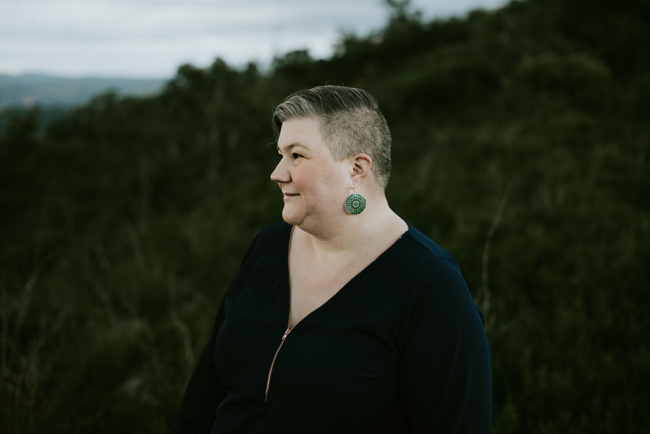 Ask a Curator's Kelly Heylen. Image by  Ona Janzen .