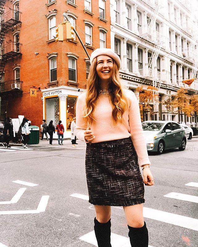 @ana_rebeca in our Krystal jumper