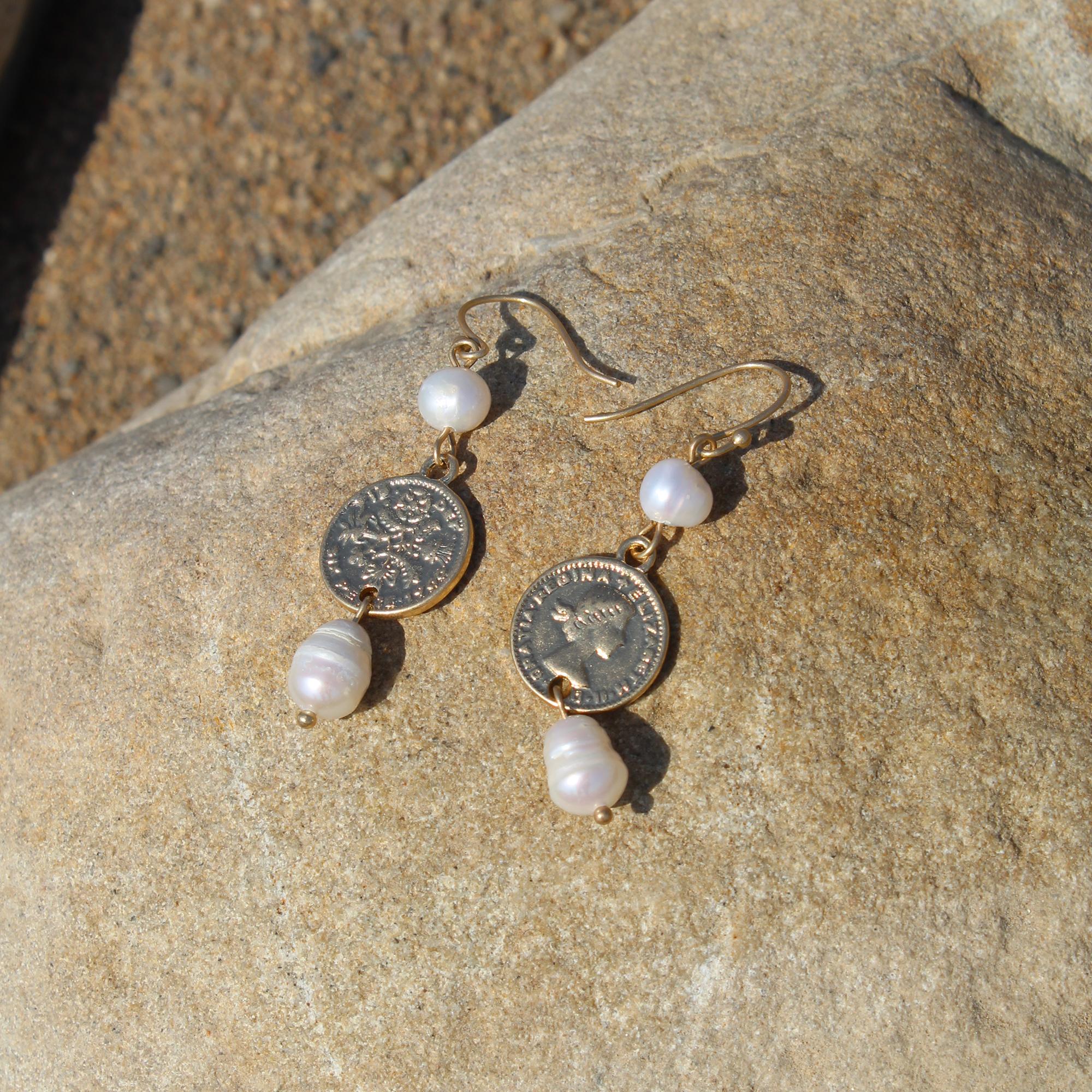 Theia Earrings -