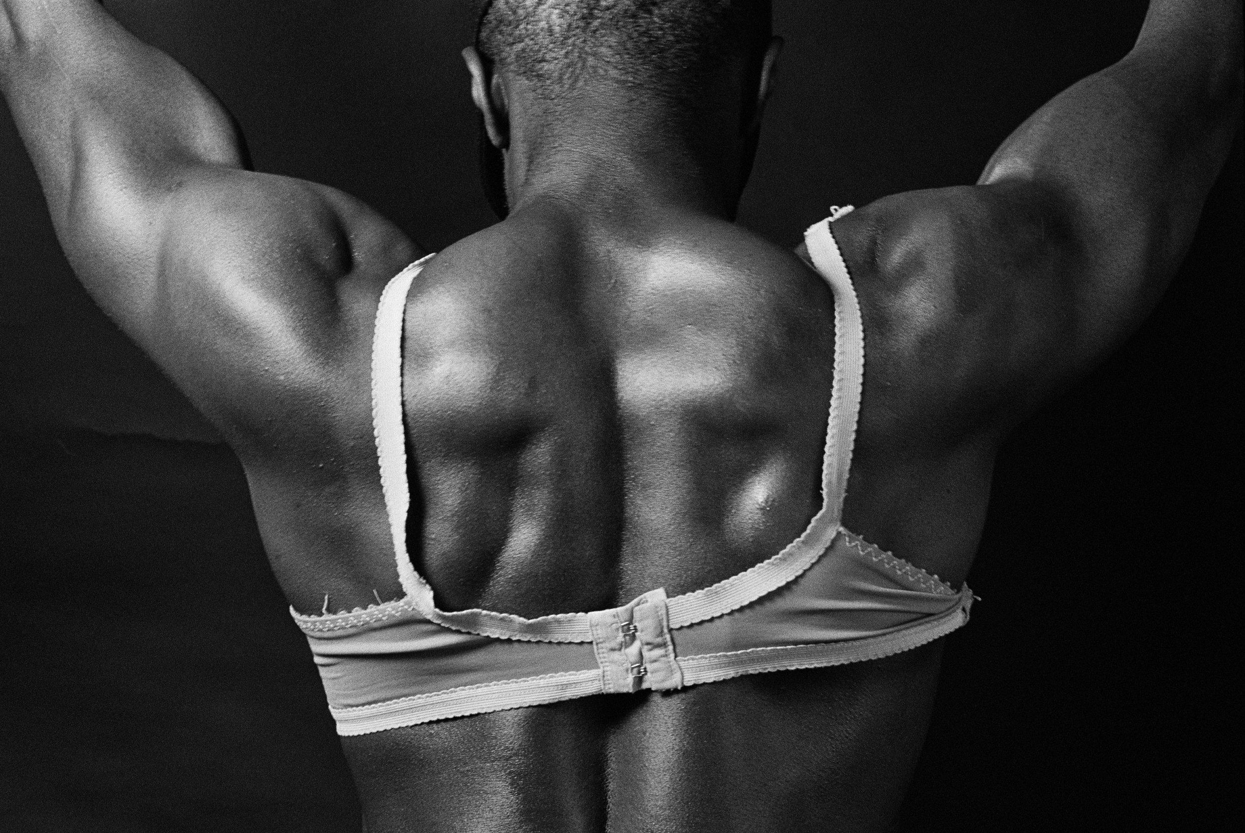 Bodybuilder in Bra _ Ajamu _1990.jpg