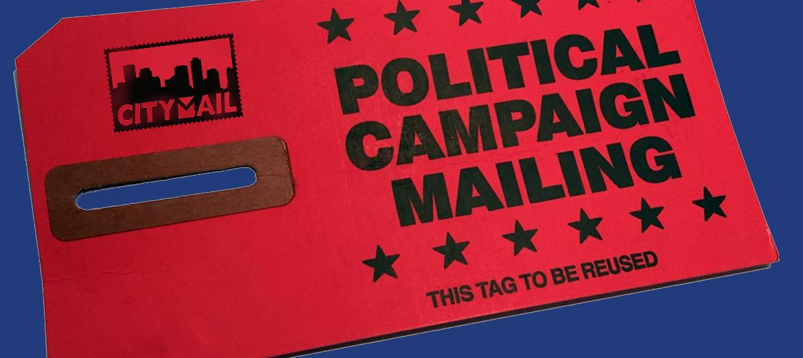 CITYMAIL is your local political campaign mailing expert. Find out more about direct mail for political campaigns and why it's the most effective method for getting votes.