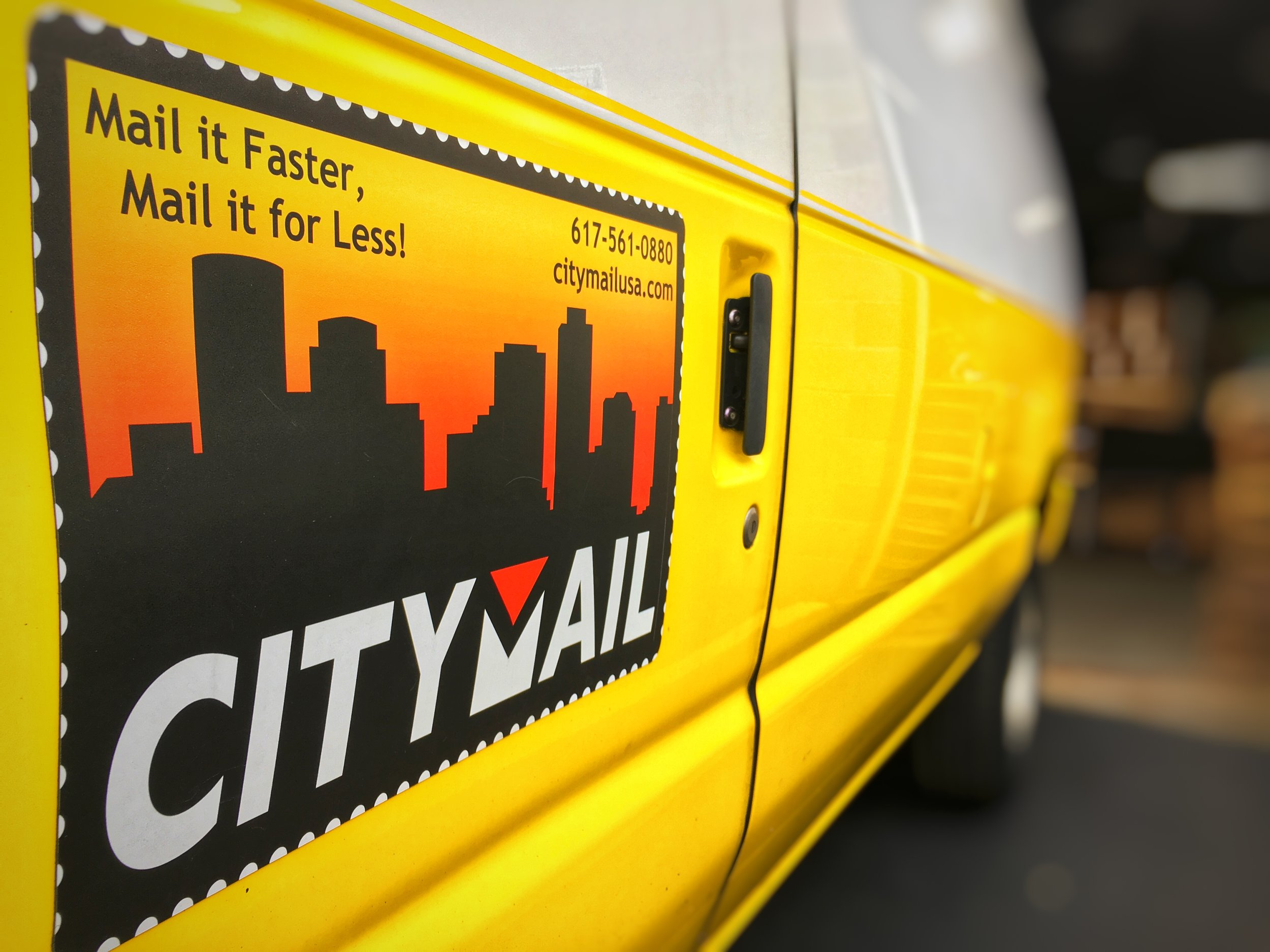 Mail It Faster, Mail It For Less - CITYMAIL USA - Peabody, MA 01960