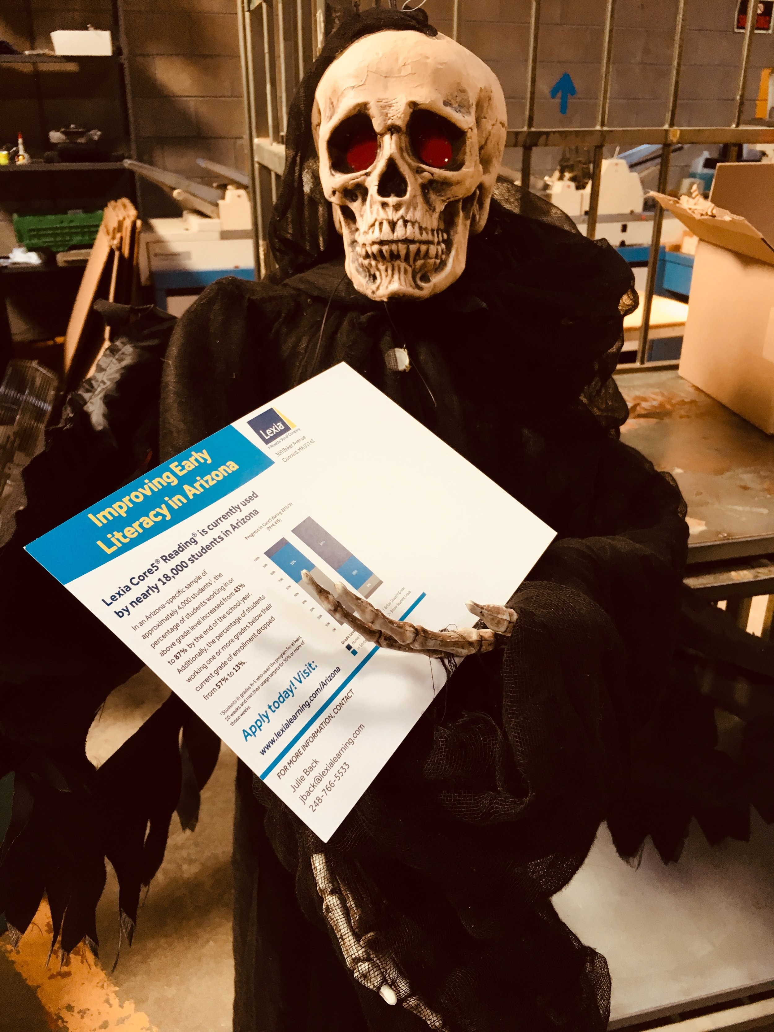 Direct Mail Marketing In Boston, MA! Getting Spooky In September!