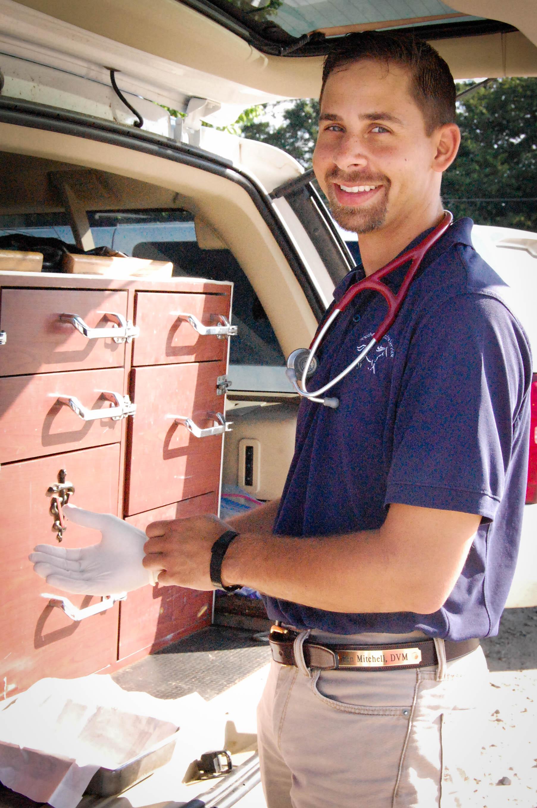 Email Dr. Ben