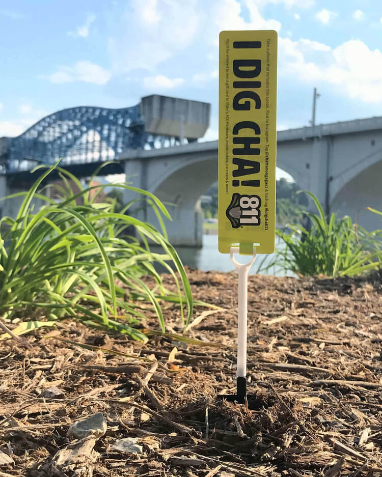 chattanooga-gas-811-event-shovel-planted-in-coolidge-park-chattanooga.jpg