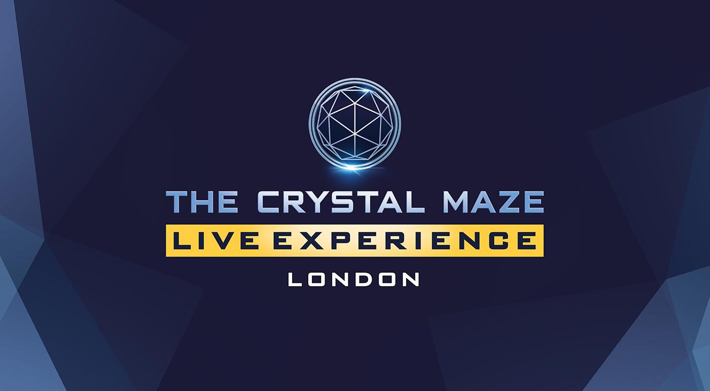 Crystal Maze Logo