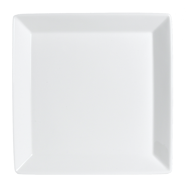 Square Dinner plate 11.25in
