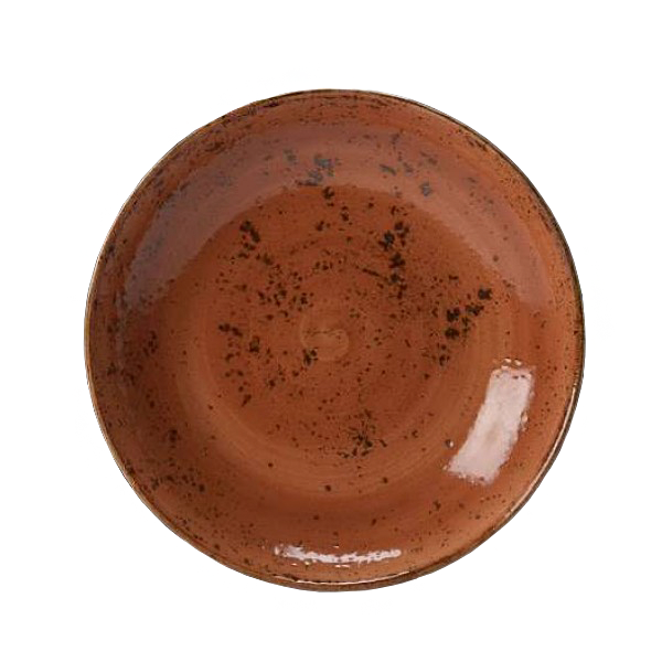 Terracotta coupe 10in, 38oz