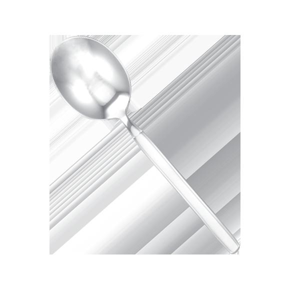 Bouillon spoon