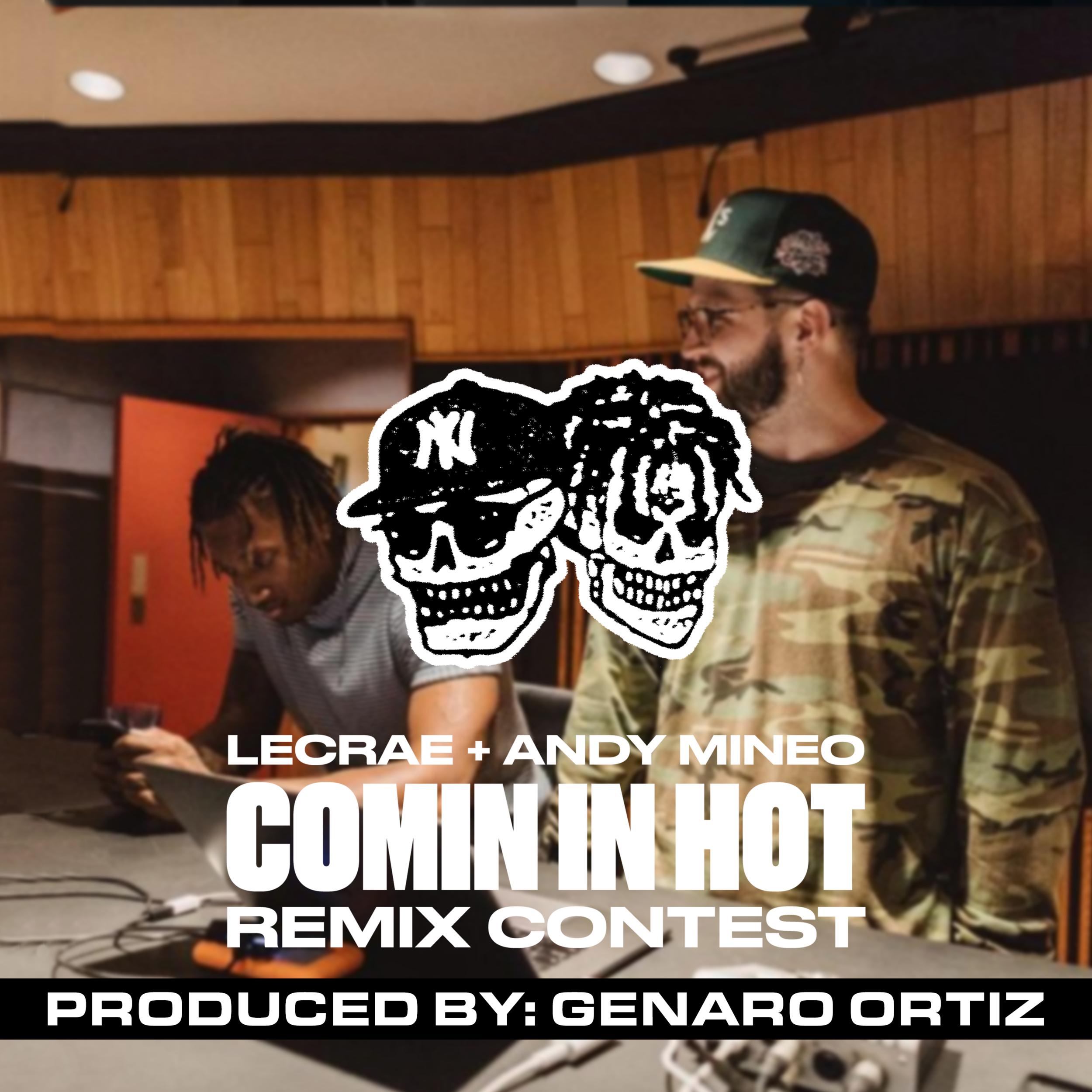 Comin In Hot Remix Cover.jpg