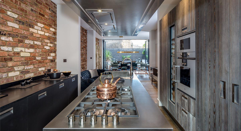 Primrose Hill Kitchen Mallet London