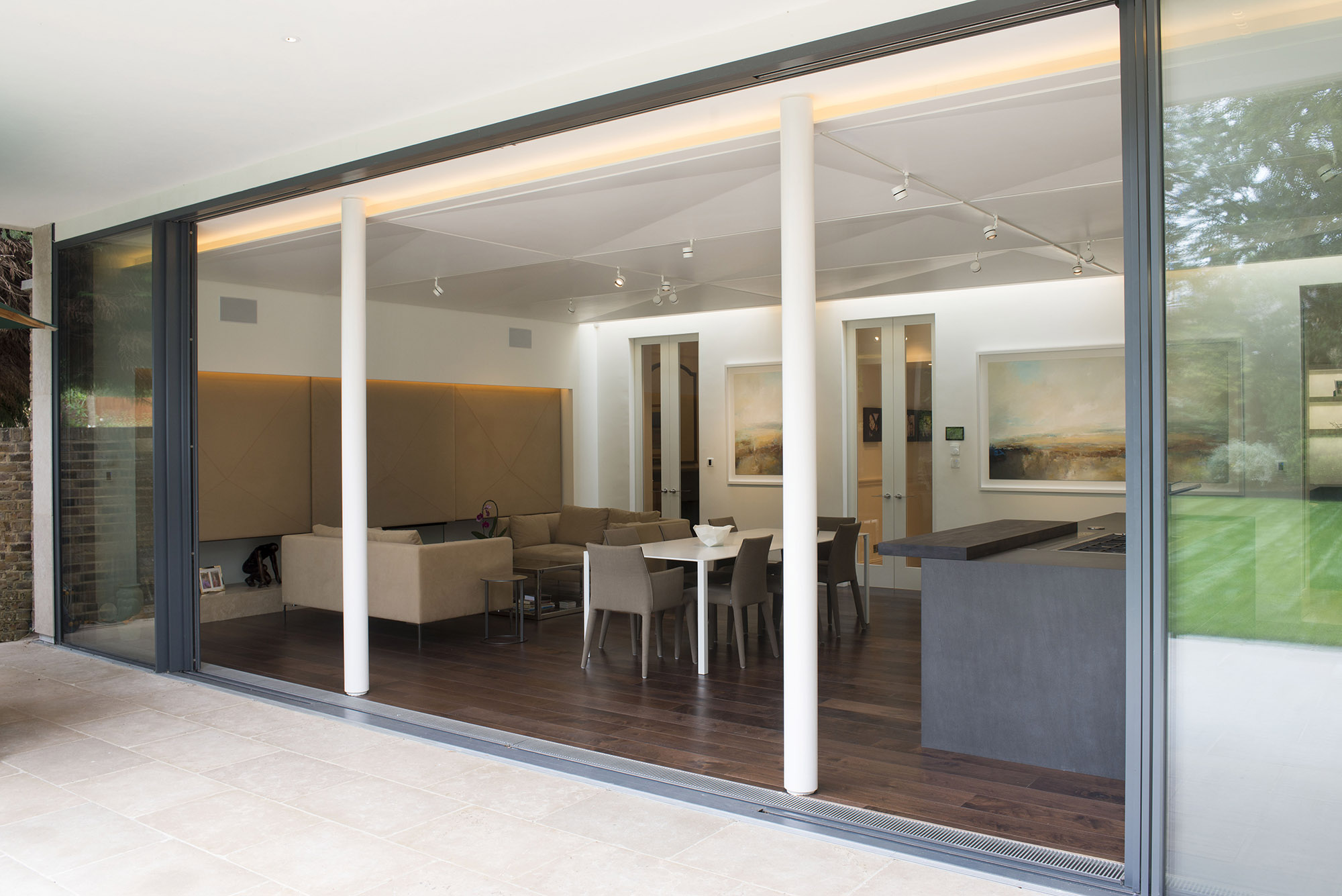 Bi-Fold Door Design Mallet London