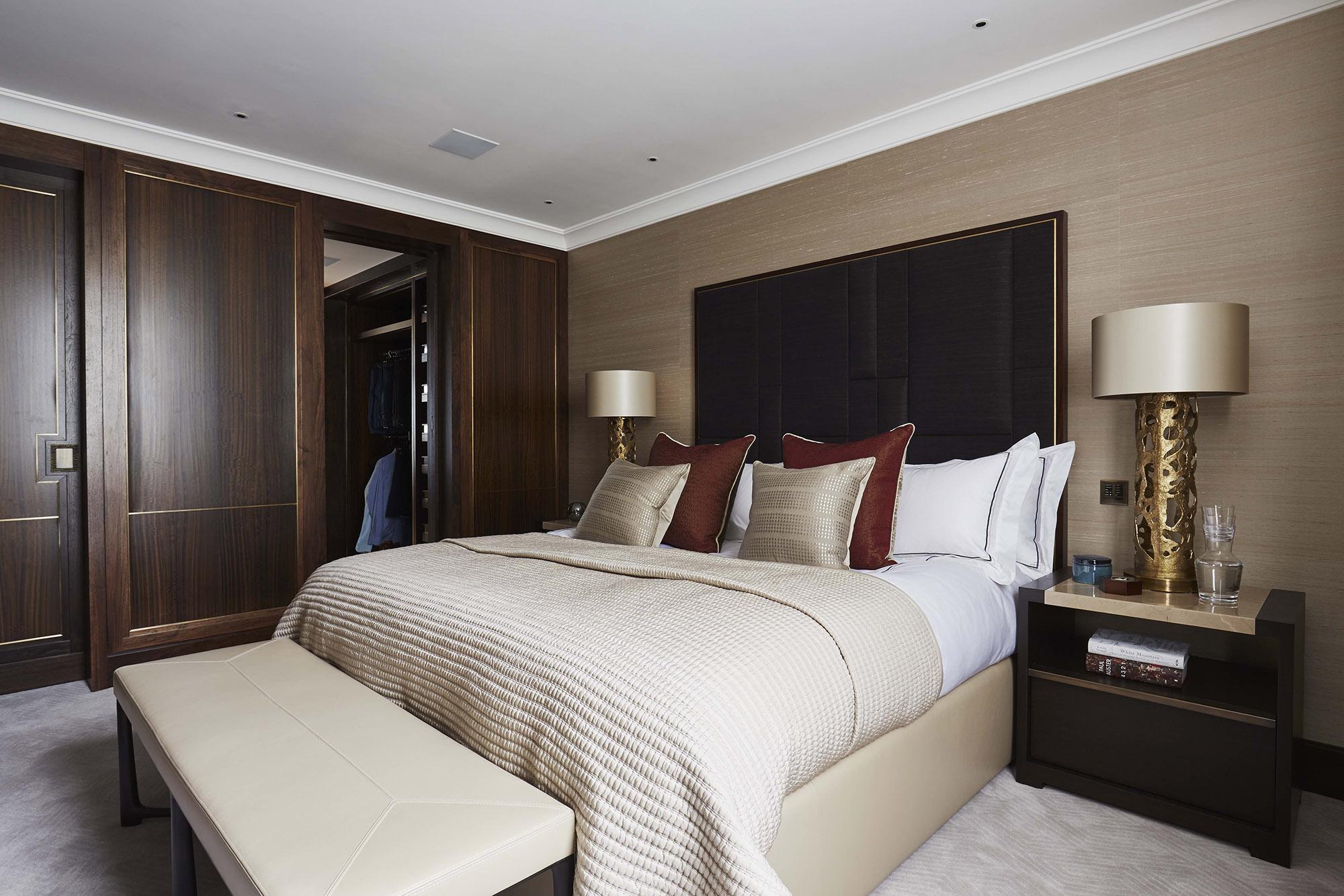 Master Bedroom Design Mallet London