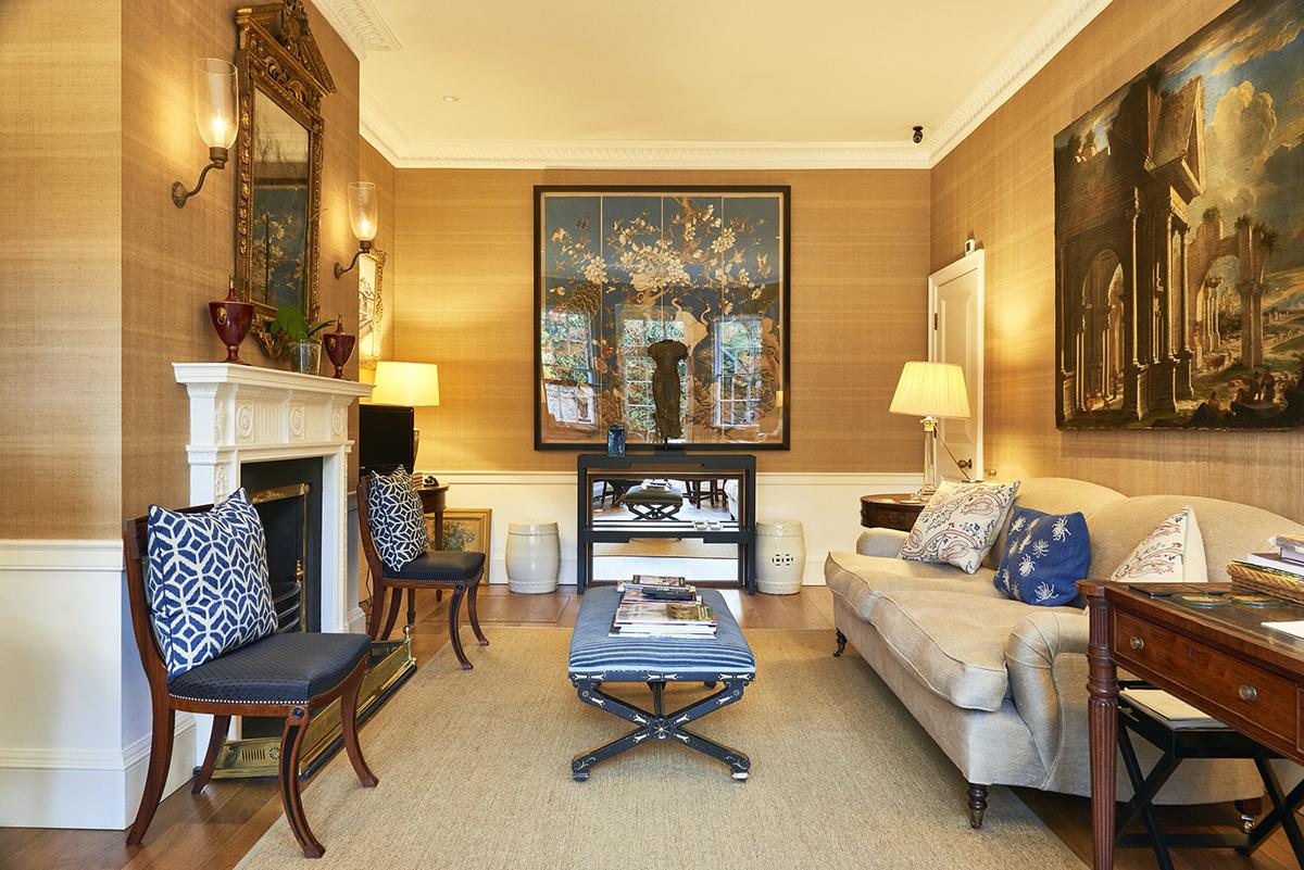 Knightsbridge House Design Mallet London