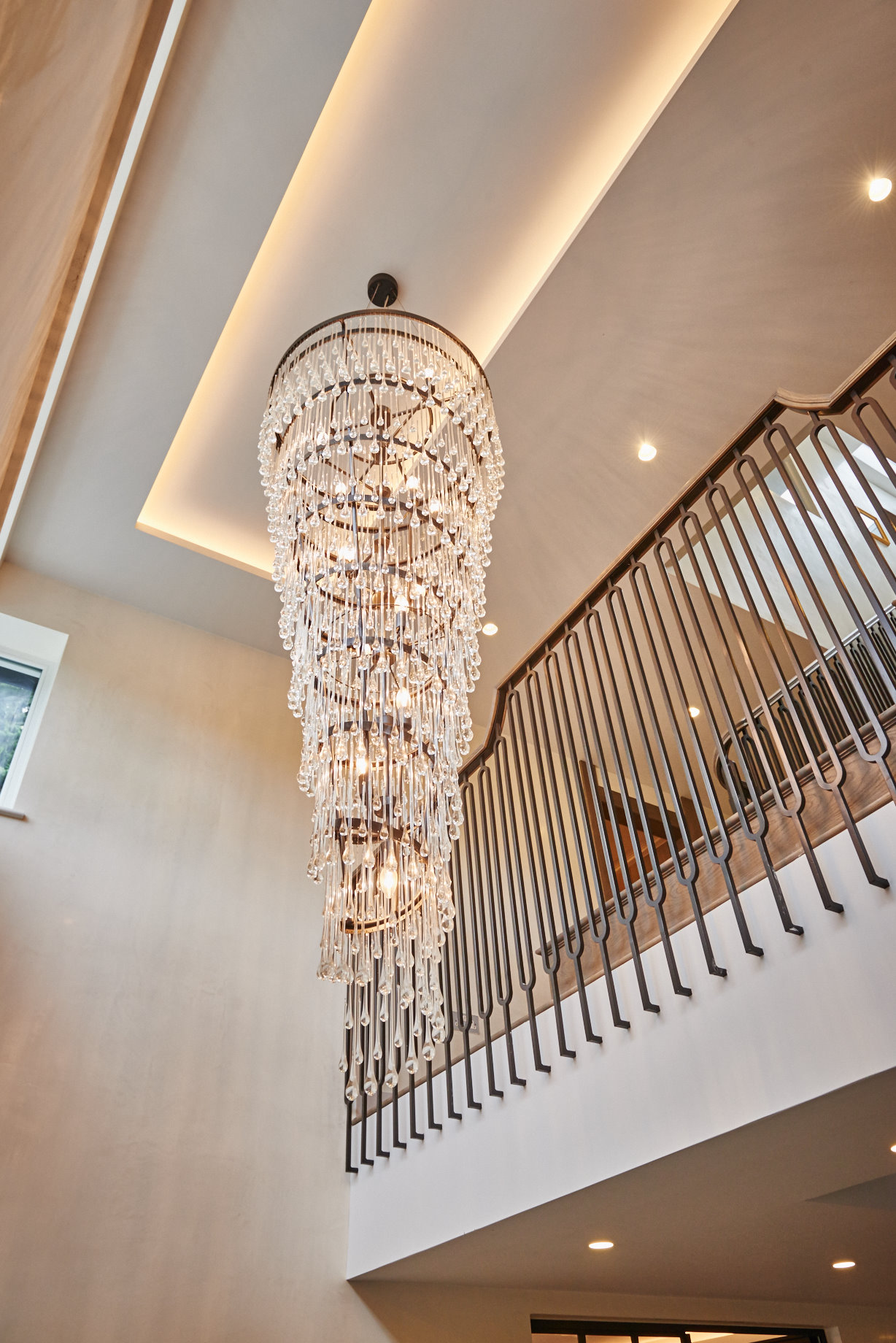 Contemporary Chandelier Design Mallet London