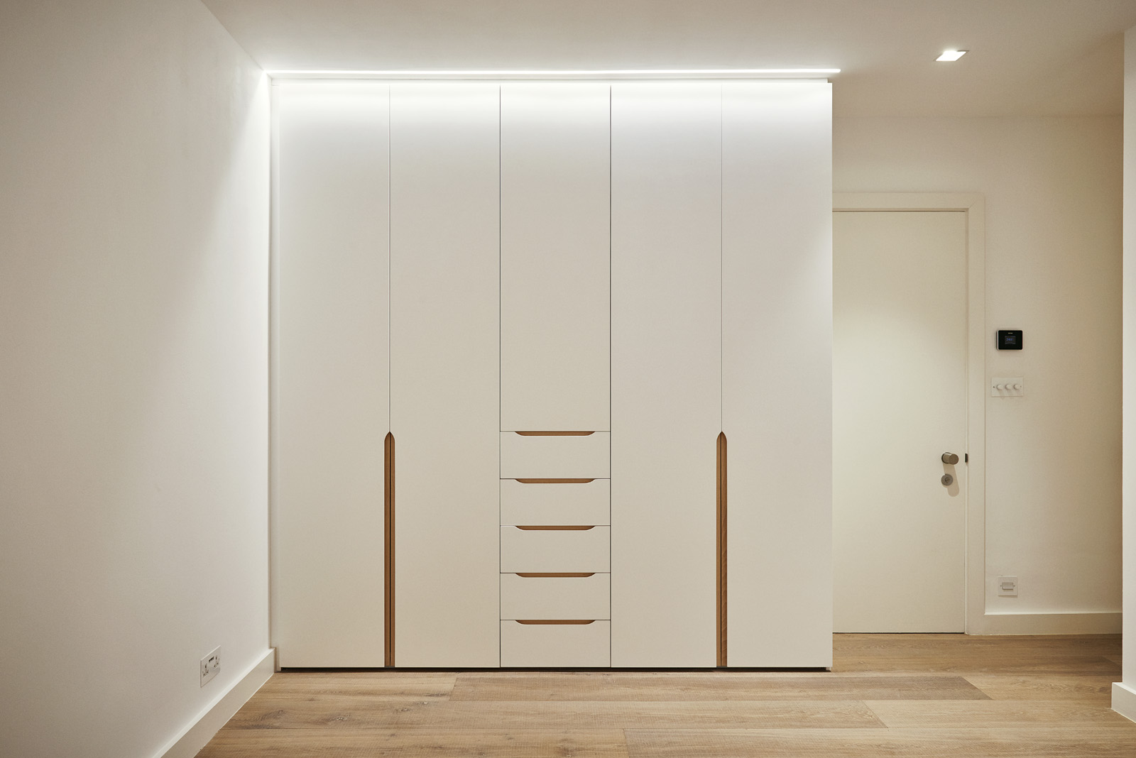 Bespoke Cabinetry Reveal Mallet London