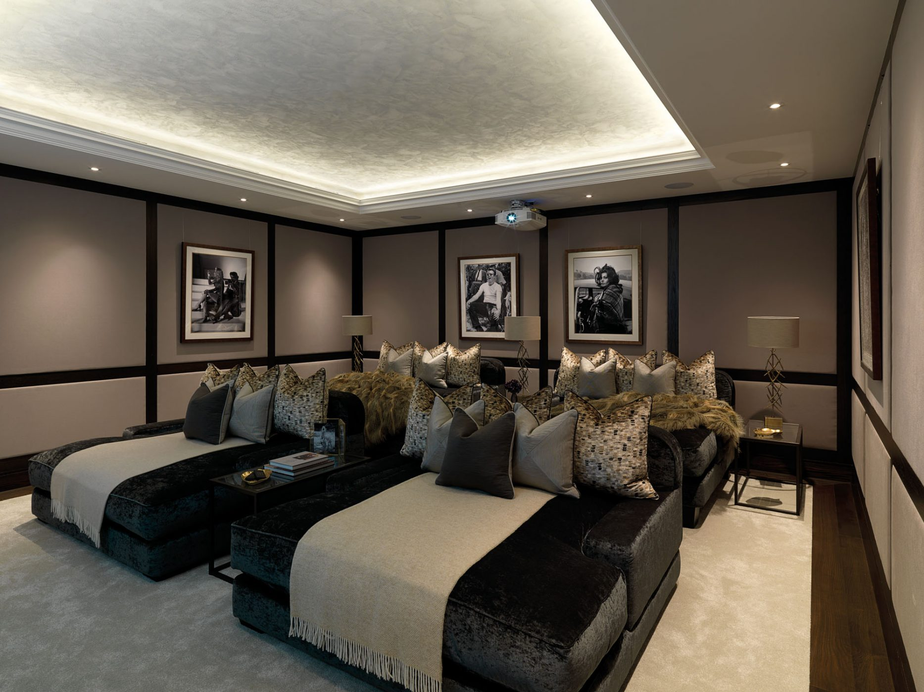 Home Cinema Design Mallett London
