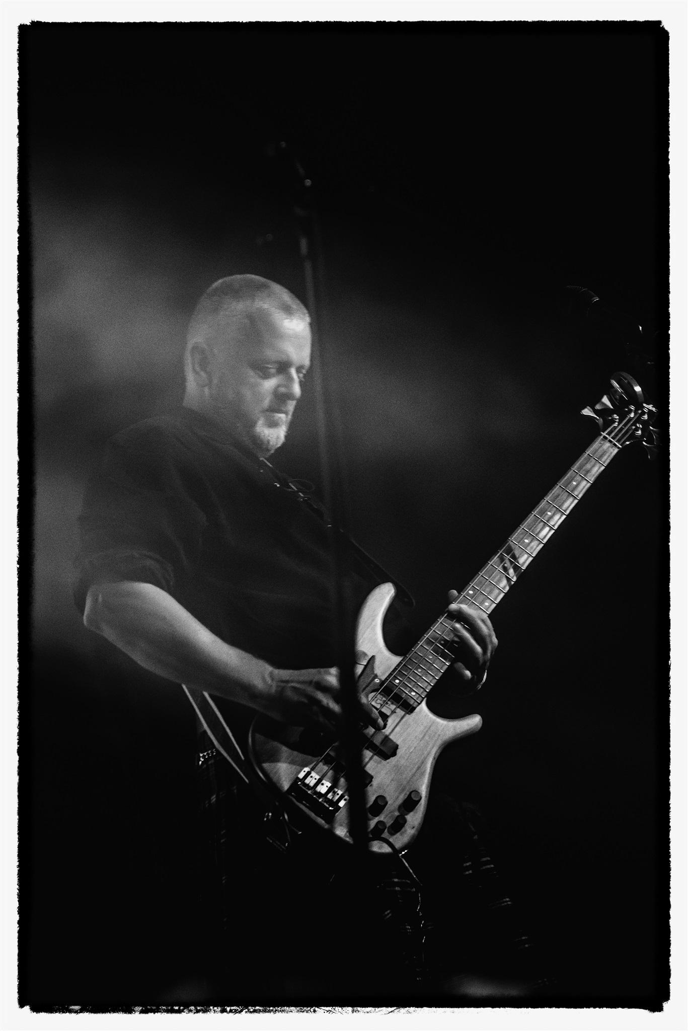 Gert Meulemans - Bass, vocals
