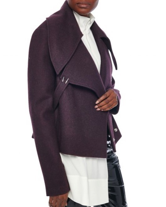 Made from recycled fibers, this @Tibi modern peacoat is the most directional item of the season.  Available @gallerycouture . . . . . . . . . . . #tibi @amysmilovic #fashion#longisland#sandspoint#instafashion #fall2019#americandesigner#fashiondesign#stylist#blogger #boutique #boutiques#newarrivals#designerclothing#ootd#ootn#esgyfashion#fashionedge#ootdfashion#influencerstyle