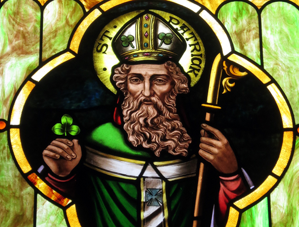 History of St. Patrick's Day -