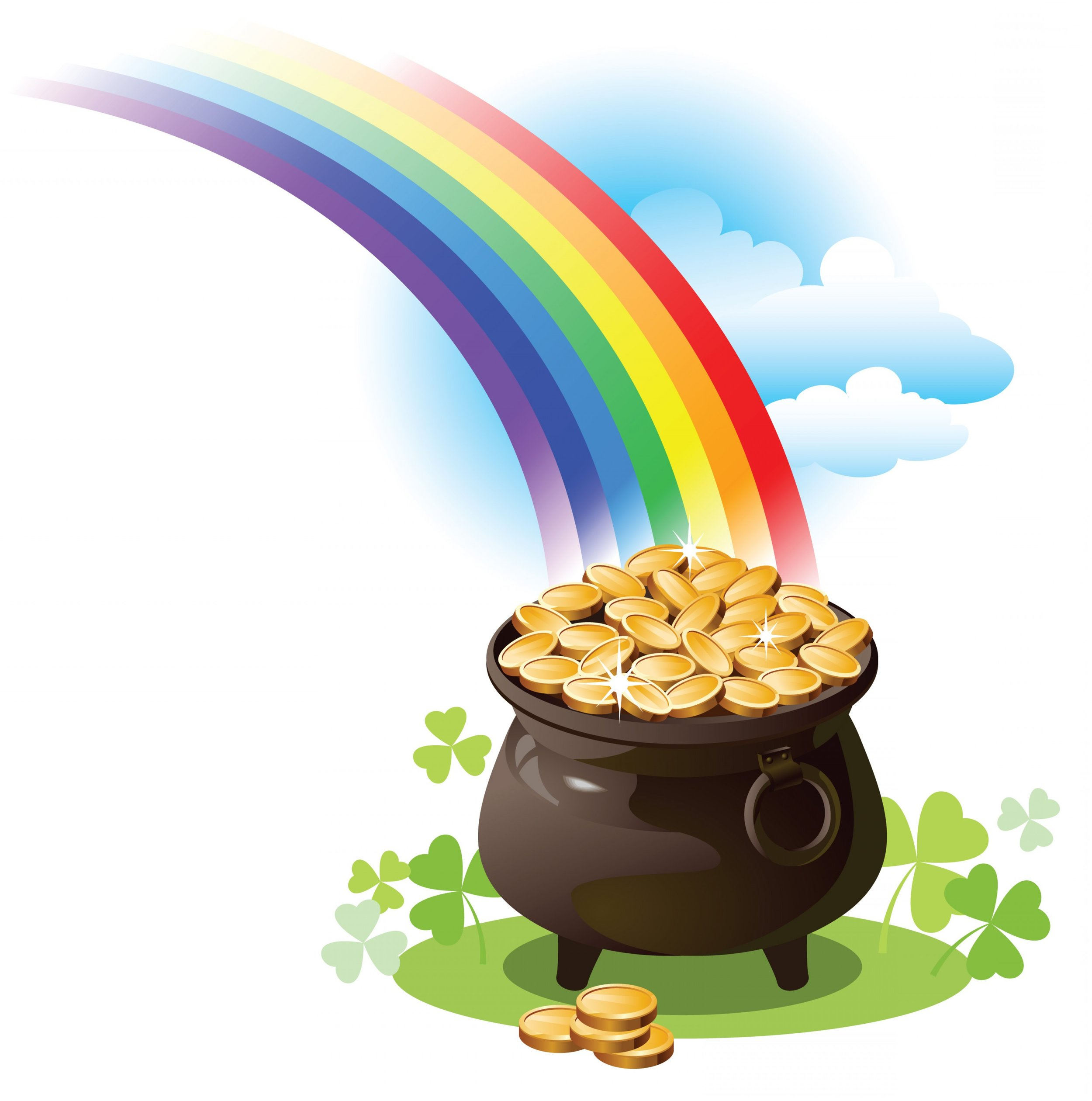 The Luck of the Irish -
