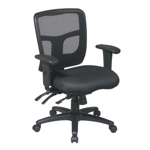 OFD Mesh It ProGrid Back Managers Chair with Multi-Function Control   $450