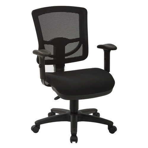 Quick Overview   Mesh It – ProGrid® Back Task Chair