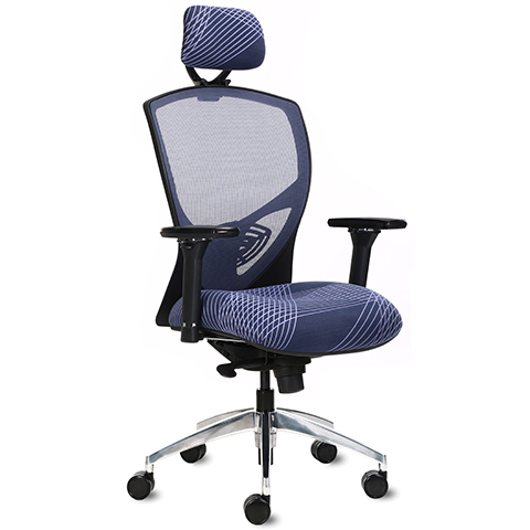 9to5 Theory 2160 Task Chair with Upholstered Seat   $414