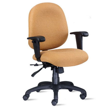 9to5 Logic Mid-Back Task Chair   $322