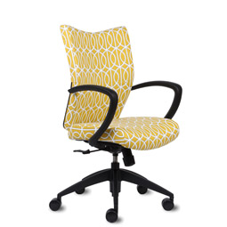 9to5 Bristol Mid-Back Task Chair   $322